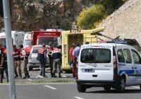 Автобус с военными перевернулся в Турции, есть жертвы