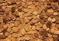 Цена золота побила исторический рекорд