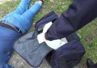 ФСБ опубликовала видео с места ликвидации террориста в Москве