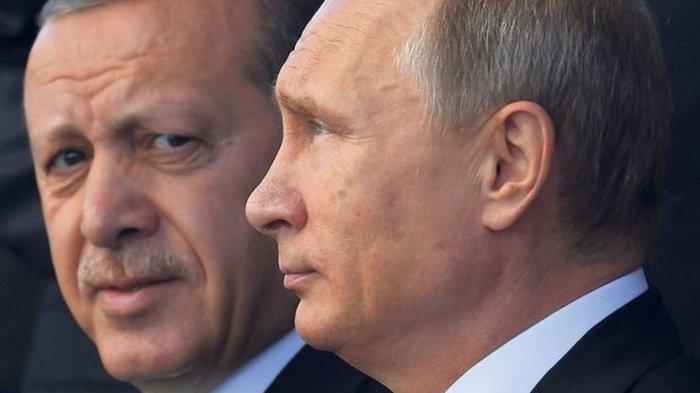 Лидеры России и Турции провели телефонные переговоры.