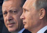 Путин и Эрдоган обсудили обострение армяно-азербайджанского конфликта