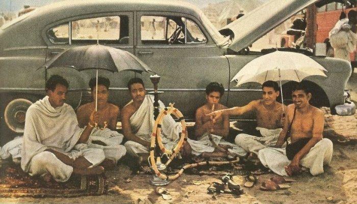 Многое ли изменилось? Фоторепортаж из хаджа в 1953 году