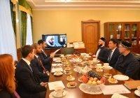 Муфтий РТ договорился о сотрудничестве с представителями посольства Катара