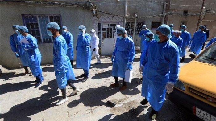 Власти Ливии сообщили о рекордном росте числа случаев коронавируса.