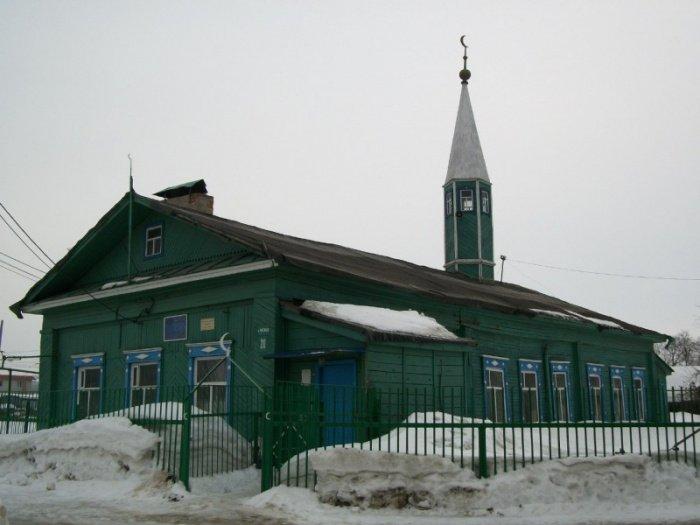 Тайны старой Казани: село Ягодное (Джилякле) и самая старая деревянная мечеть города