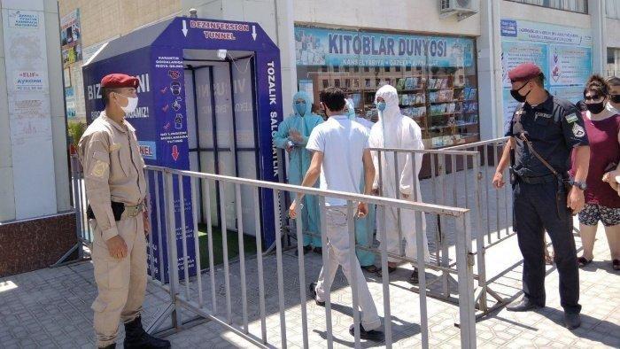 Минздрав Узбекистана заявил о рекордном приросте по коронавирусу.