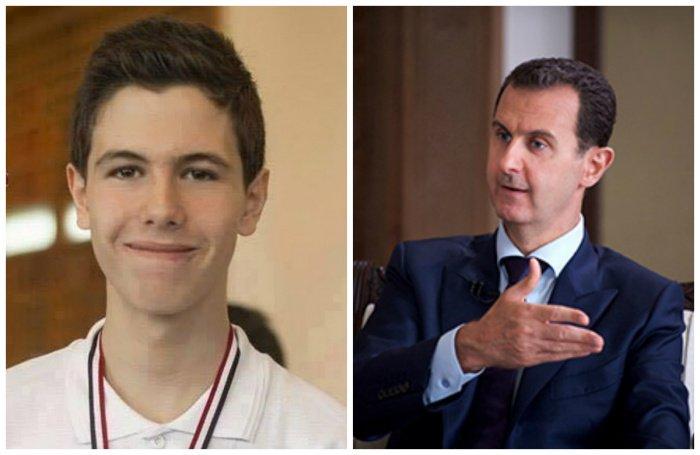 Сын Башара Асада попал в санкционный список США.