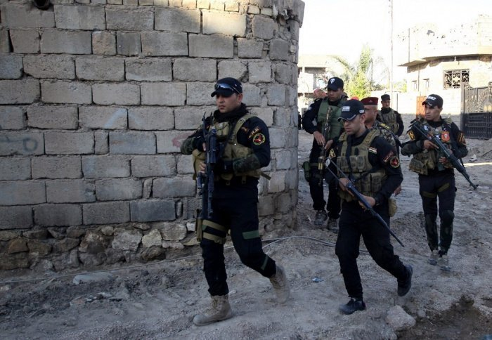 Министерство обороны Ирака сообщило о задержании сирийских террористов.