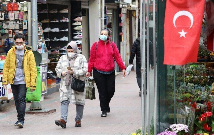 Минздрав Турции сообщил о росте заболеваемости коронавирусом.
