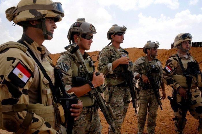 Турецкое агентство сообщило об отправке Египтом войск в Сирию.