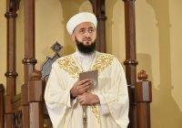 Муфтий провел Курбан-байрам в Галеевской мечети. Гает посетил Президент РТ