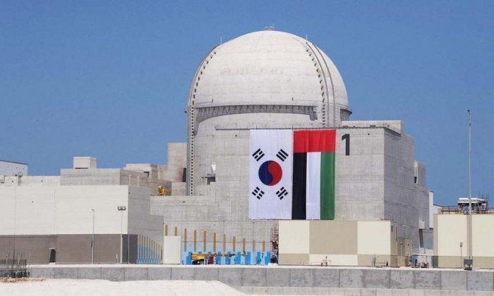 В ОАЭ заработала первая в регионе АЭС.