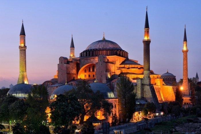 В Сирии появится копия стамбульского Собора Святой Софии.