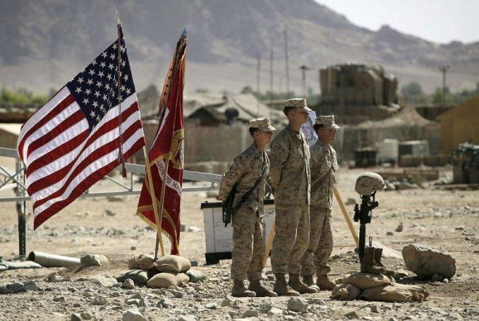 Операция США в Афганистане продолжается уже 19 лет.