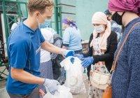700 нуждающихся получили продовольственную помощь от ДУМ РТ по случаю Курбан-байрам