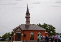 В Сабинском районе открылась новая мечеть