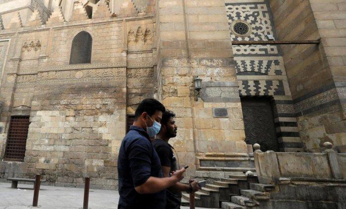 В египетских церквях возобновились службы.