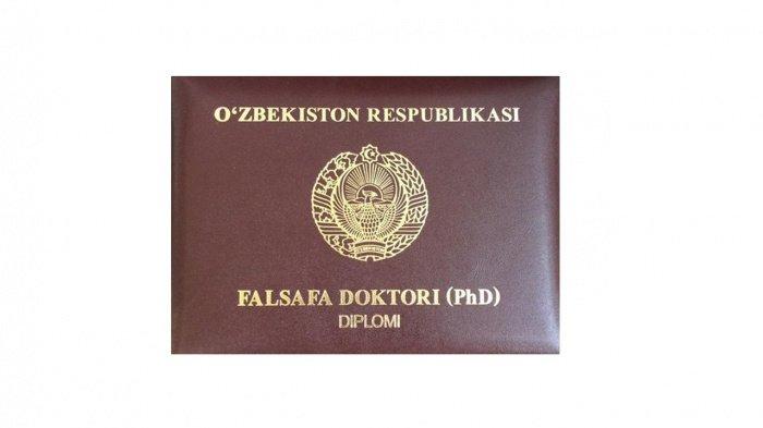 Диплом БИА признали в Узбекистане.