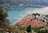 Черногория разрешила российским туристам въезд в страну
