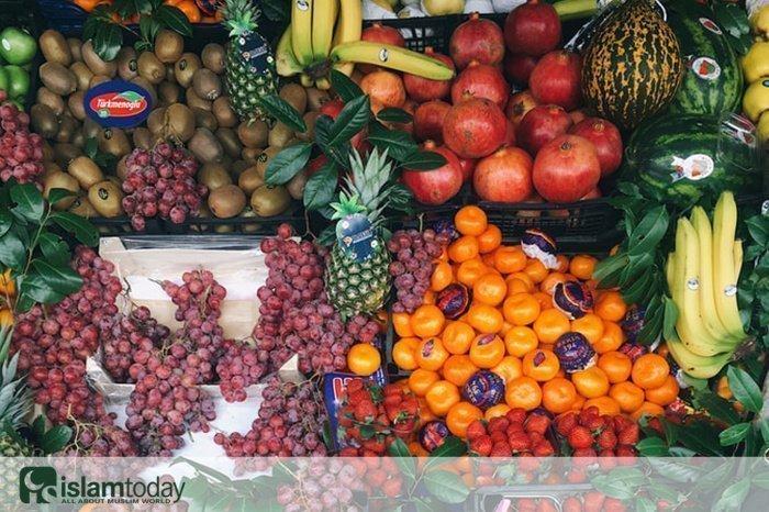 6 супер фруктов, упомянутых в Коране. (Источник фото: unsplash.com)