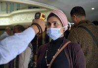 В Египте сообщили о минимальном числе новых случаев коронавируса