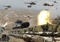 Минобороны Азербайджана развеселило соцсети фотошопом учений с Турцией