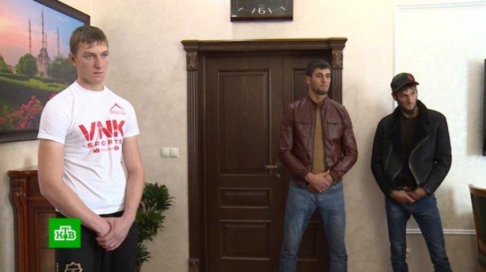 Власти Чечни взялись за перевоспитание провинившихся молодых людей.