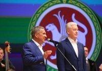 Минниханов примет участие в Днях культуры Татарстана в Москве