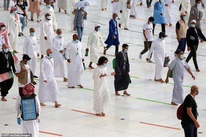 В Саудовской Аравии завершился самый необычный в истории Хадж.