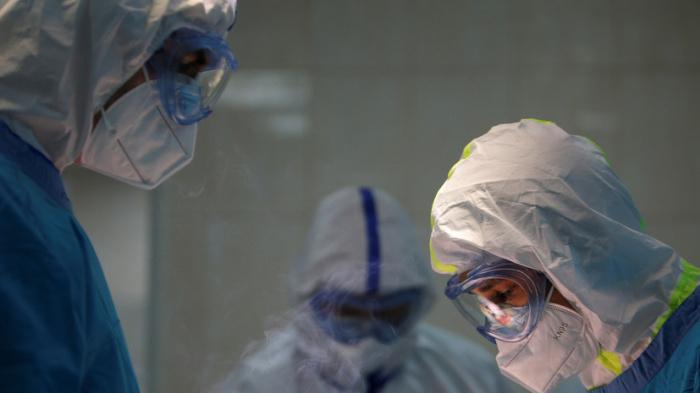 Минобороны сообщило об отправке военных медиков в Казахстан.