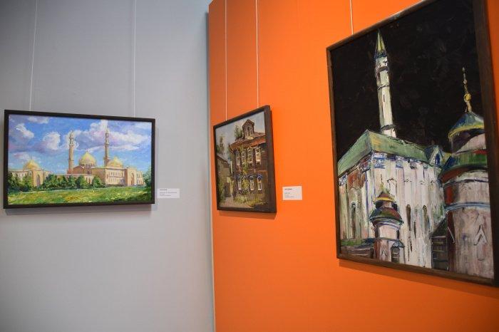 Казань глазами российских художников, или как влюбиться в Татарстан за одну картину