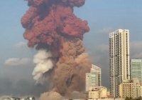 Мощный взрыв в Бейруте, повреждено российское посольство