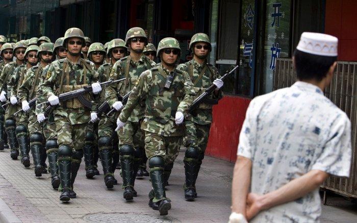 Власти Китая заявили о террористической угрозе в Синьцзяне.