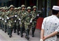 В Китае заявили об угрозе со стороны ИГИЛ в Синьцзяне