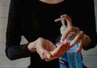 Стало известно, как обрабатывать руки антисептиком правильно