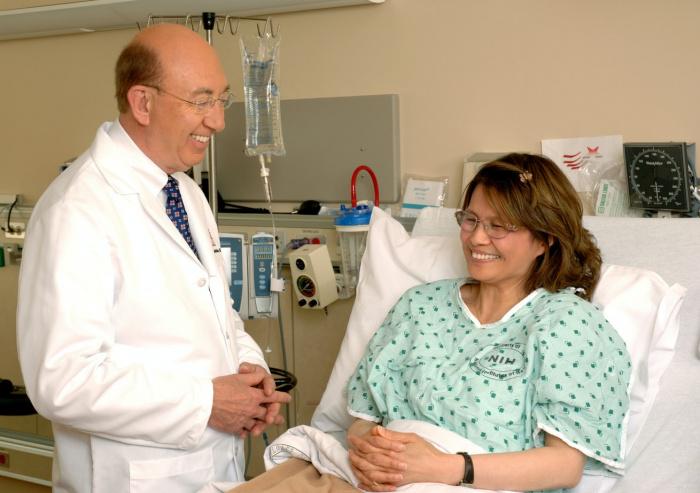 Для прохождения онкосрининга в России нужно прийти в поликлинику по месту жительства
