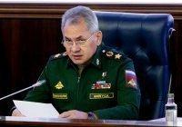 Шойгу подвел итоги внезапной проверки боеготовности вооруженных сил