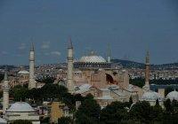 Муэдзин скончался в превращенной в мечеть Айя-Софии