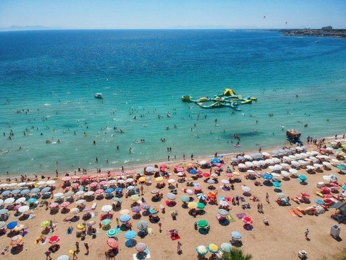 На курортах Турции не фиксируют вспышки коронавируса.