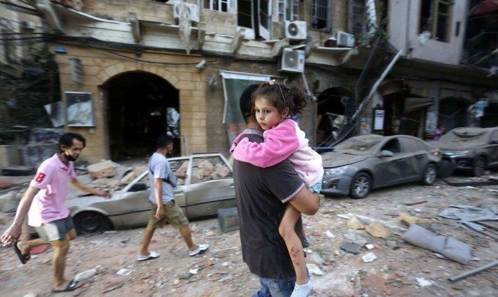 Центробанк Ливана предоставит бейрутцам беспроцентные кредиты.
