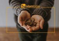 Как нужно давать милостыню, чтобы она была принята?