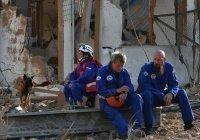 Российские спасатели вытащили из-под завалов в Бейруте троих погибших