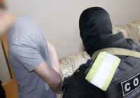 В Петербурге арестован мужчина, обвиняемый в содействии террористам
