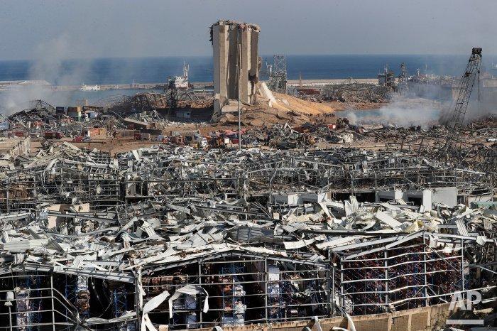Директор порта оказался в числе задержанных по делу о взрыве.