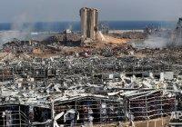В Бейруте задержали директора порта, где произошел взрыв