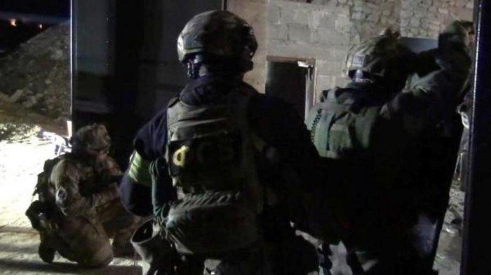 Видео спецоперации в Ингушетии появилось в сети.