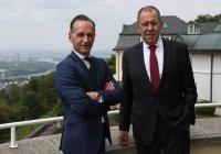 Главы МИД России и Германии обсудят Сирию и Ливию