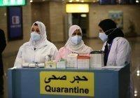Египет запретил въезд иностранцам без тестов на коронавирус