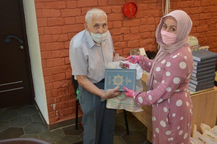 БФ «Закят» продолжает благотворительную деятельность.