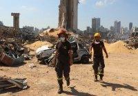 В Бейруте прекратили поиски живых людей после взрыва